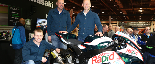 Byrne and Easton plan title assault with Rapid Solicitors Kawasaki